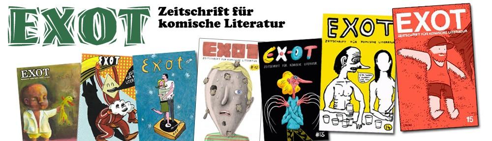EXOT. Zeitschrift für kosmische Literatur